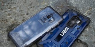 UAG Plasma and Plyo Cases for the Galaxy S9 Review
