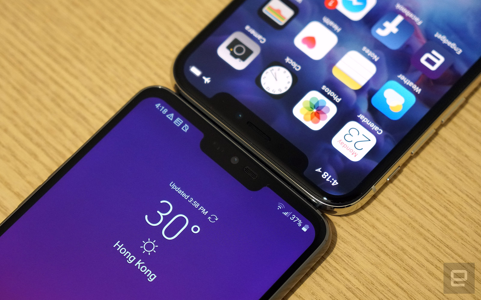 The Smartphone Notch Is A Status Symbol Aivanet