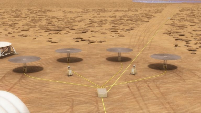 NASA completes full-power tests of small, portable nuclear reactor