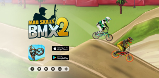 Mad Skills BMX 2 review: Addictive racing at its best
