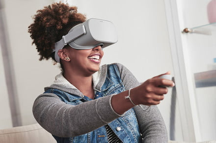 Oculus confirms second-screen support is coming to Oculus Go