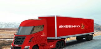 Anheuser-Busch will haul beer in Nikola hydrogen-electric trucks