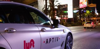Lyft puts 30 self-driving cars to work in Las Vegas