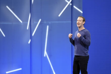 Facebook's very, very sorry, and it has absolutely no intention to change
