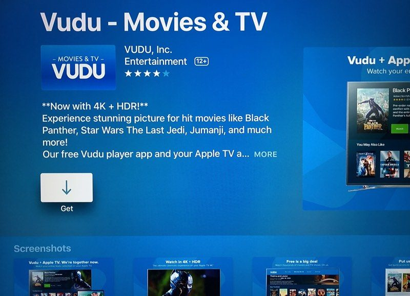 VUDU Adds UHD Support for Apple TV so You Can Stream Disney