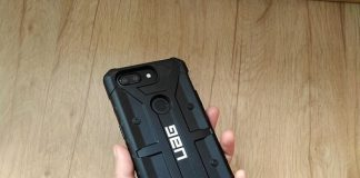 Urban Armor Gear Pathfinder case for OnePlus 5T review