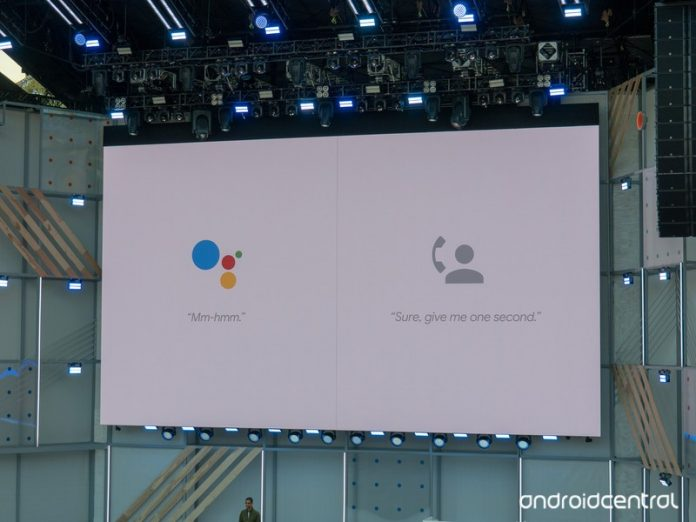 I'm ecstatic to live in a Google Duplex world