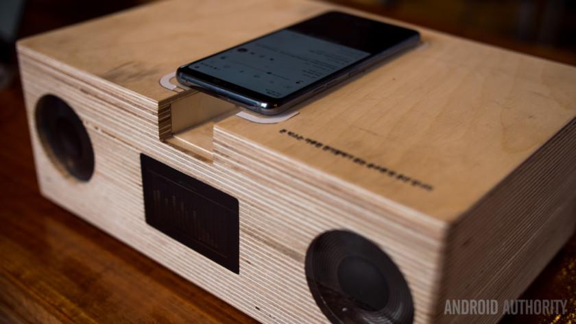 LG G7 ThinQ audio