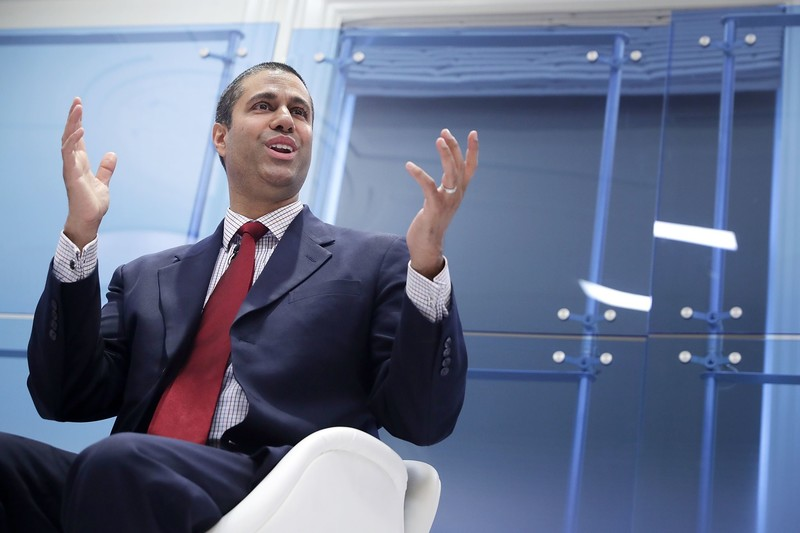 FCC-Chairman-Ajit-Pai-Speaks-At-American