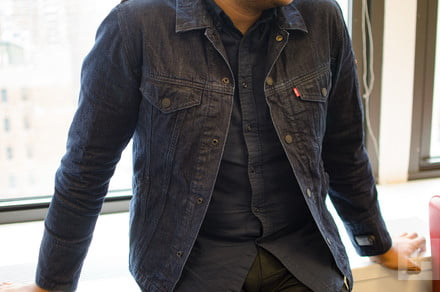 Look ma, no wires! Google and Levi's smart jean jacket is finally here