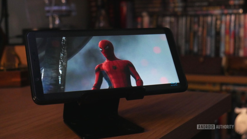 Realme 1 screen playback