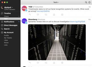 Tapbots Launches Tweetbot 3 for Mac With Redesigned Interface, New Features