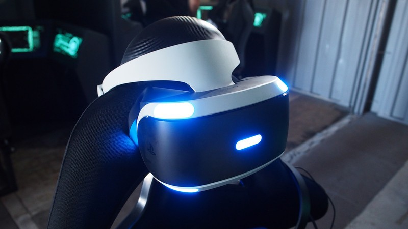How to change the screen size in PlayStation VR Cinematic Mode