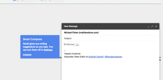 How to use Smart Compose for Gmail on the web