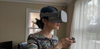 How to use the private browser on Oculus Go