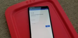 How to set up a new Google account