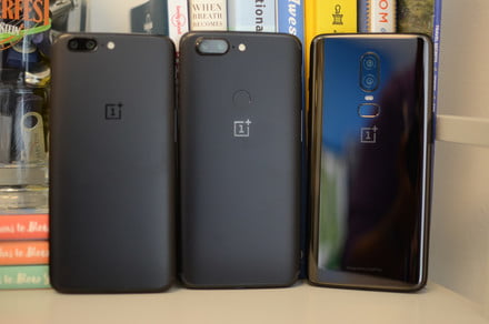 OnePlus 6 vs. OnePlus 5T vs. OnePlus 5: Is it worth it to upgrade?