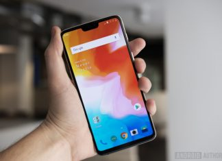 OnePlus 6 hands-on: Glass on glass