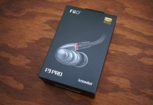 Fiio F9 Pro In-Ear Headphones Review – Triple driver on the cheap
