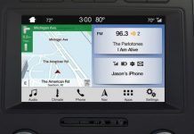 You can now project Waze from your iPhone to your Ford's infotainment screen