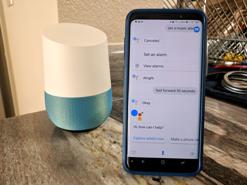 google-home-google-assistant-gs9plus-kit