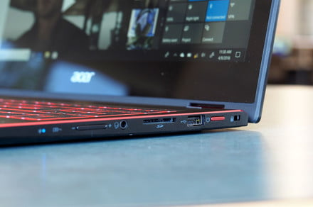 Alexa makes herself at home on a variety of new Acer laptops
