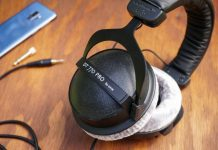Beyerdynamic DT 770 Pro Over-Ear Headphones Review