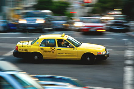 30 percent fewer taxis in New York City could be an improvement, MIT says