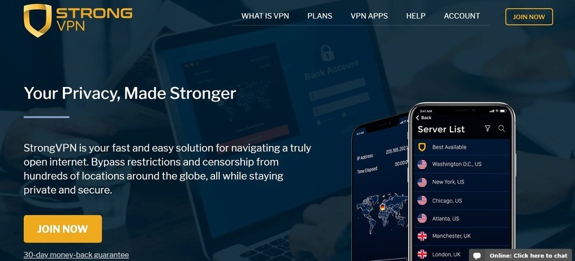 strongvpn review - final thoughts