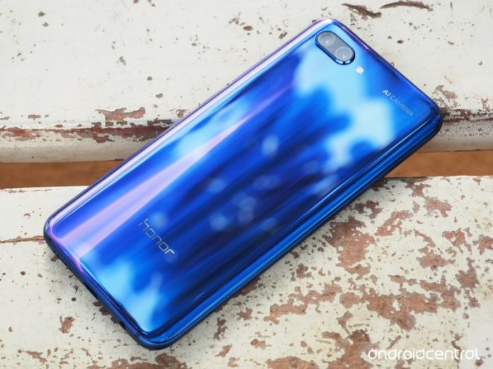 Honor 10 review: Iridescent, incredible, imperfect
