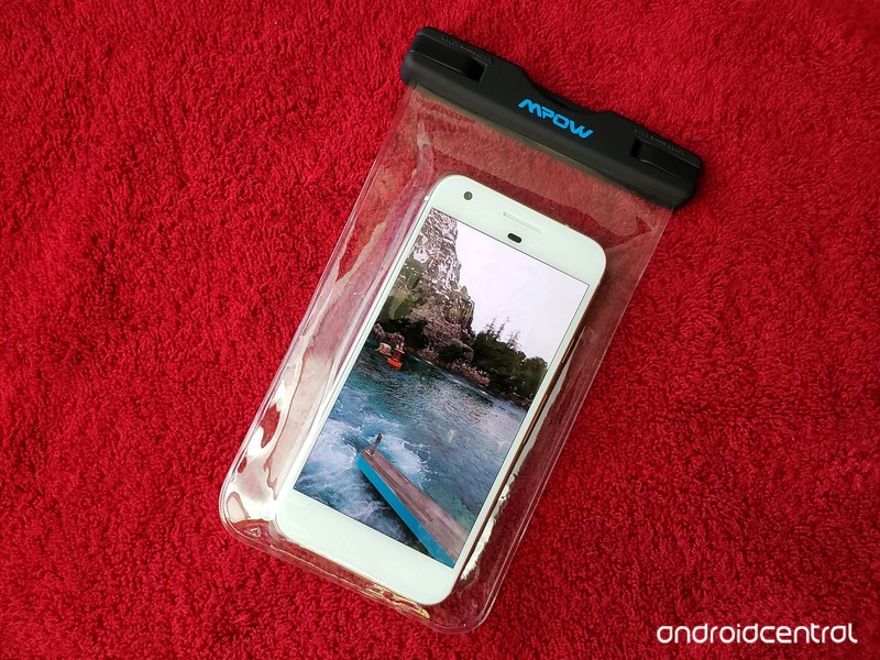 Best Waterproof Pouches for Android Phones
