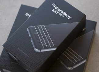 Type away for days on an unlocked BlackBerry KEYone for just $400