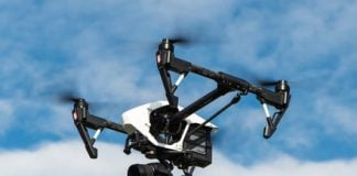 A single police drone has seriously impacted crime in a Mexican city