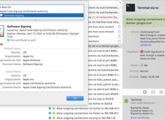 Third-Party macOS Security Tools Vulnerable to Malware Code-Signing Bypasses for Years
