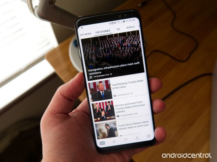 MSN News is becoming Microsoft News on Android and iOS