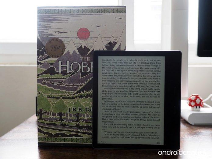 Amazon Kindle Oasis review: Le meilleur e-reader que vous pouvez acheter