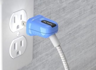 Ten One Design's 'Stella' MacBook Power Cord Uses Light to Guide You to an Outlet