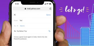 Yahoo Mail Debuts New Mobile Web Service for iOS and Android Smartphones
