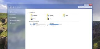 Miss Windows 7? It might look like this if Microsoft released it today
