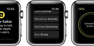 watchOS 5 Beta 2 Includes Functional Walkie-Talkie App