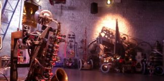 Meet the Italian composer who conducts the world's biggest all-robot orchestra