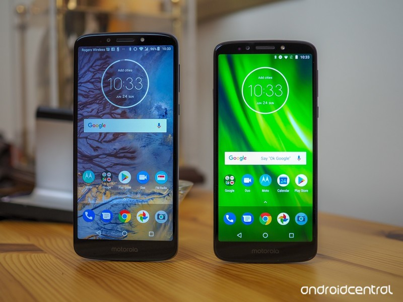 Moto G6 Play vs  Moto E5 Plus: Which should you buy? | AIVAnet
