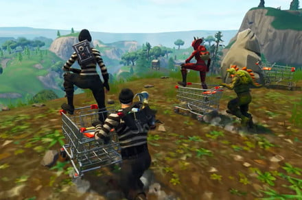 Rare physical copies of 'Fortnite' are selling for up to $1,000 on Amazon
