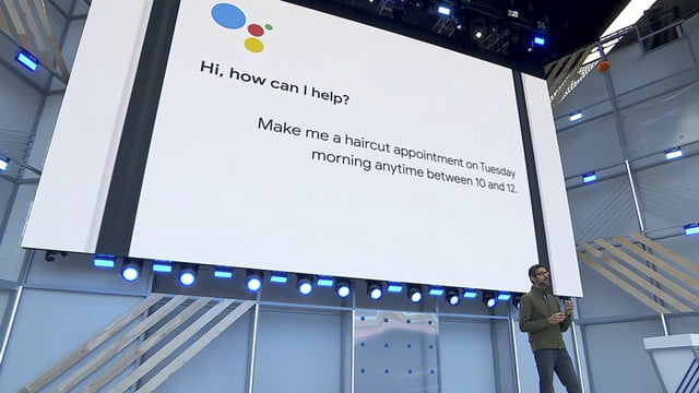 google duplex hands on io2018 2835