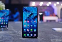 Vivo Nex hands-on: Welcome to the all-screen future