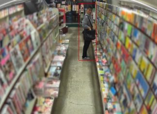 The future of surveillance: Watch this A.I. security camera spot a shoplifter