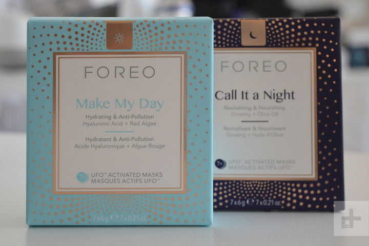 foreo ufo smart mask experience skincare 1