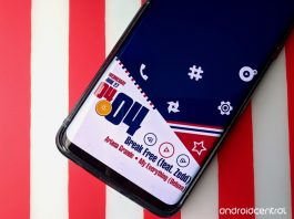 Get patriotic this Fourth of July with our quickest home screen theme yet