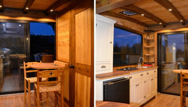 daigno solar powered houseboat 06