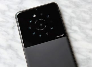 Multi-lens camera firm Light is putting up to nine lenses in a smartphone